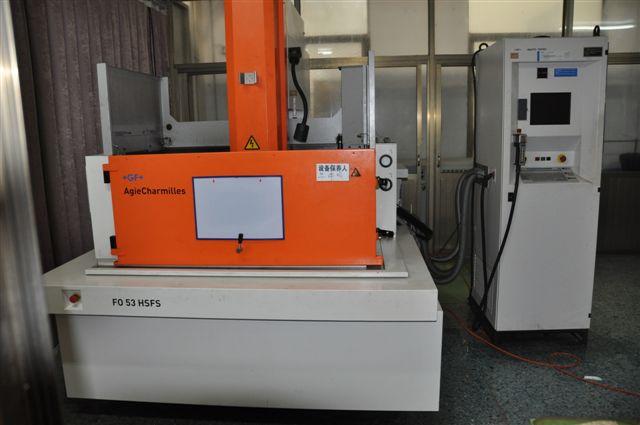 CNC数控电火花加工机