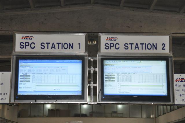 SPC工作站