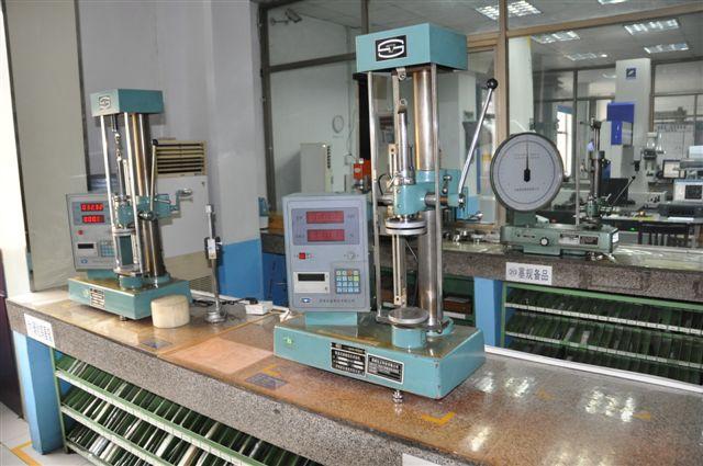 数显式弹簧拉压试验机